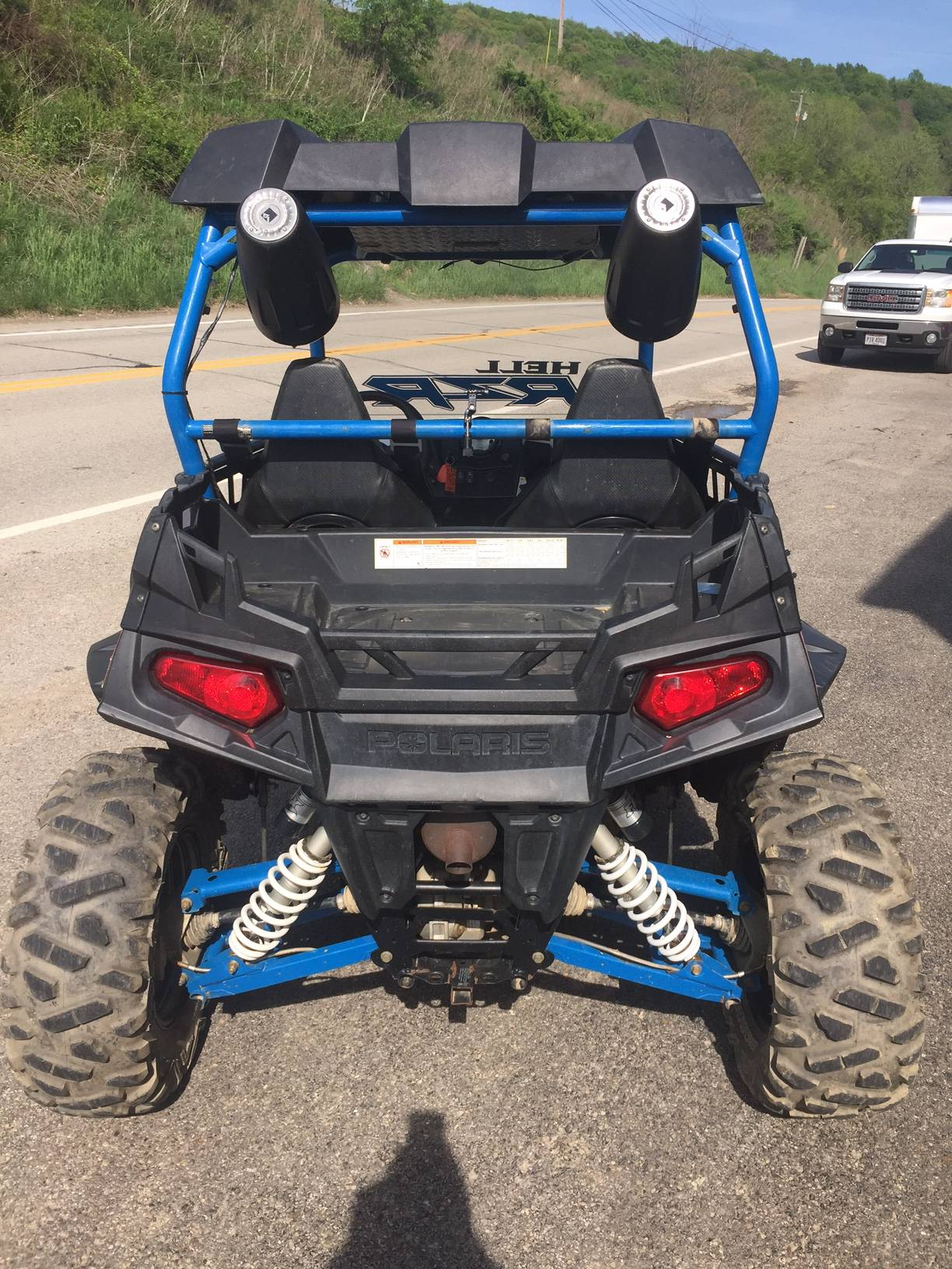 2014 Polaris RZR® S 800 EPS LE in Claysville, Pennsylvania