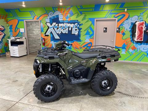 2021 Polaris Sportsman 450 H.O. EPS in Claysville, Pennsylvania - Photo 2