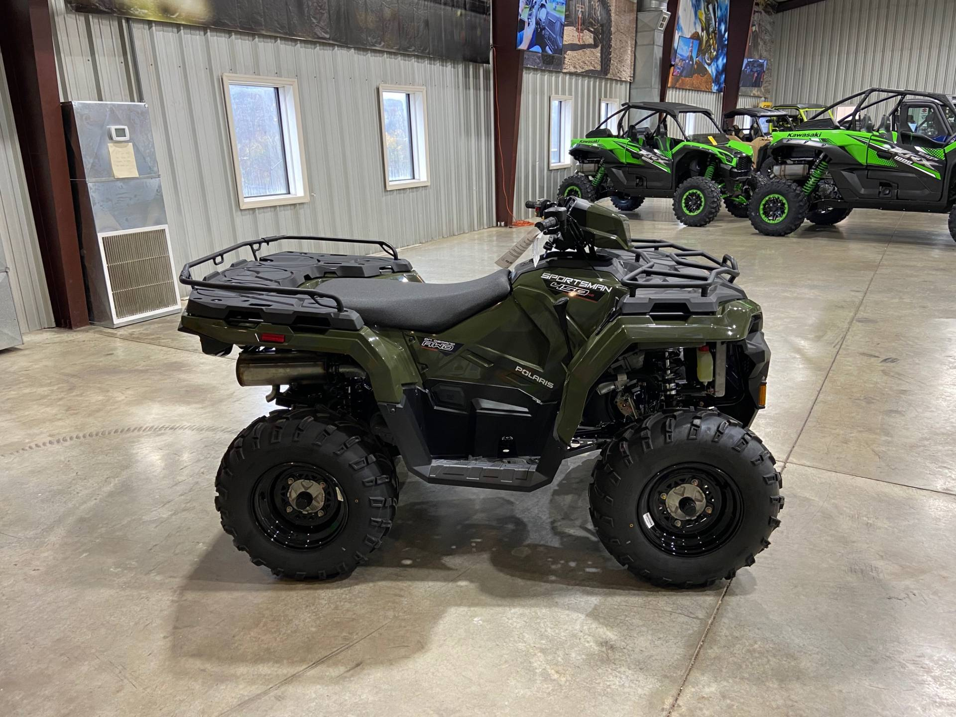2021 Polaris Sportsman 450 H.O. EPS in Claysville, Pennsylvania - Photo 3