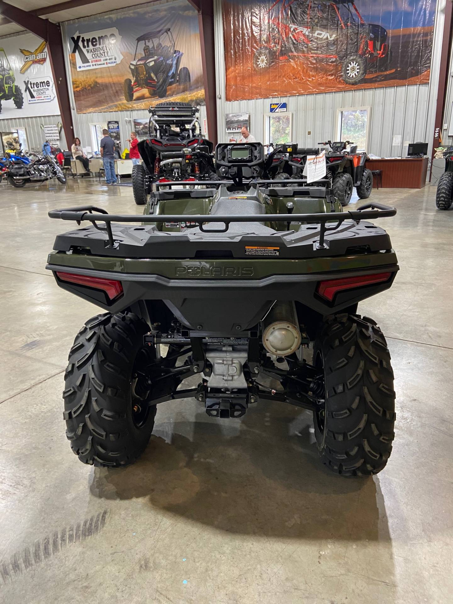 2021 Polaris Sportsman 450 H.O. EPS in Claysville, Pennsylvania - Photo 5