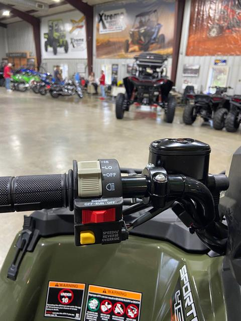 2021 Polaris Sportsman 450 H.O. EPS in Claysville, Pennsylvania - Photo 6