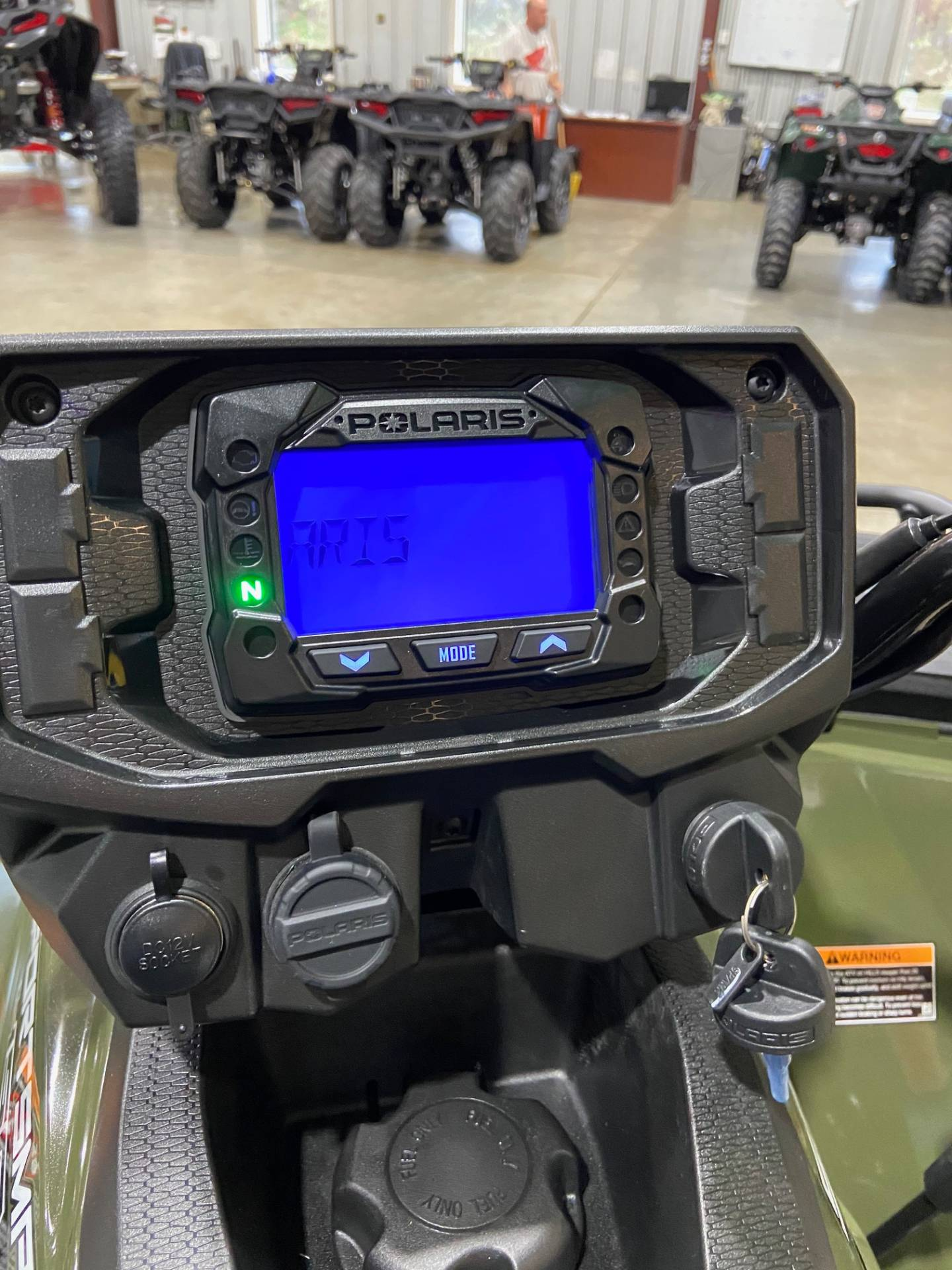 2021 Polaris Sportsman 450 H.O. EPS in Claysville, Pennsylvania - Photo 8