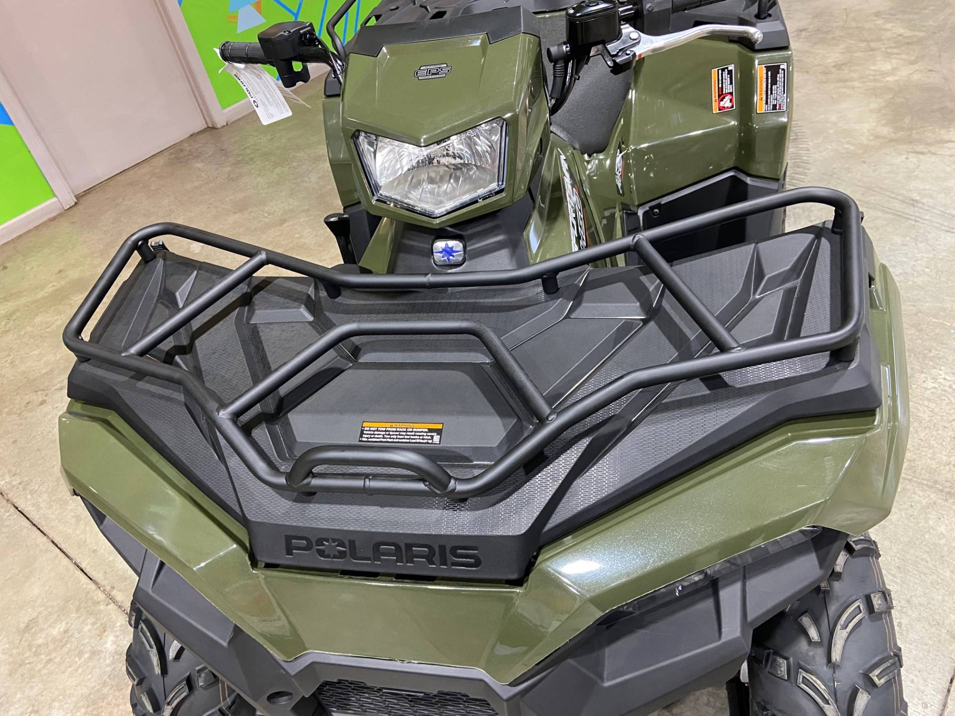 2021 Polaris Sportsman 450 H.O. EPS in Claysville, Pennsylvania - Photo 9