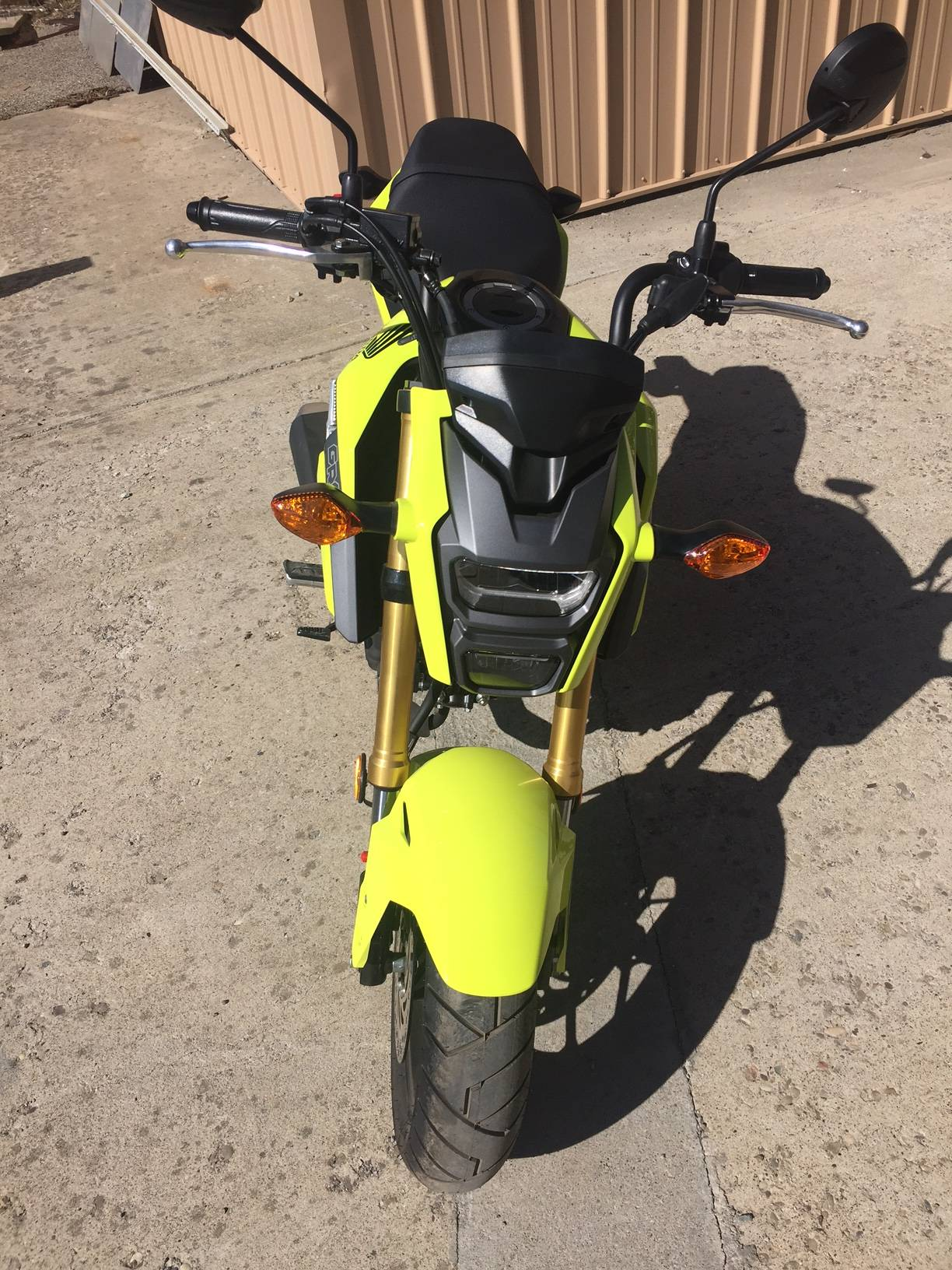 2018 Honda Grom in Claysville, Pennsylvania - Photo 4