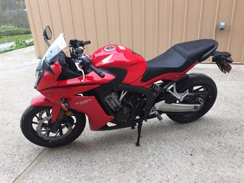 2014 Honda CBR®650F in Claysville, Pennsylvania