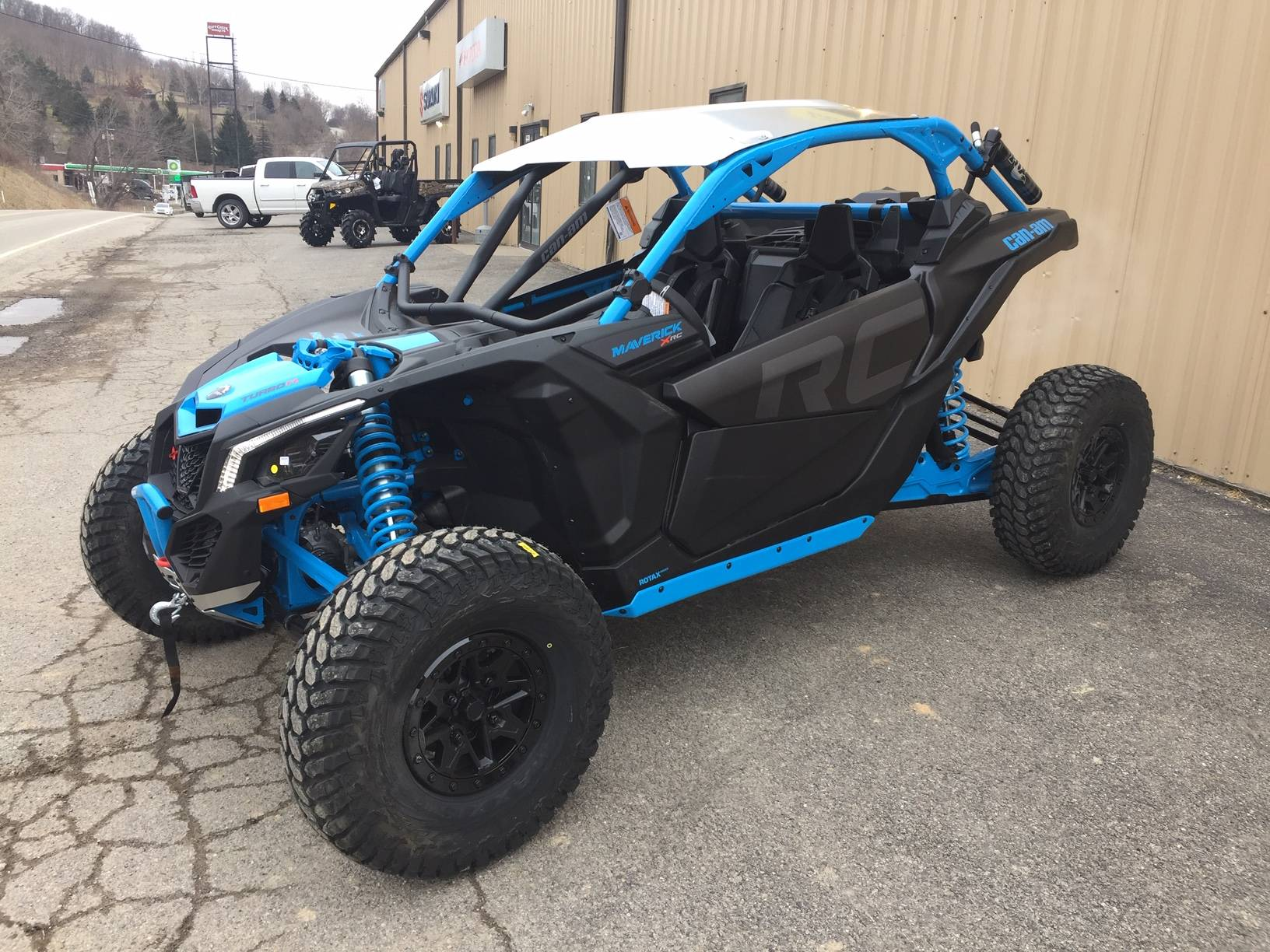 2019 Can-Am Maverick X3 X rc Turbo R in Claysville, Pennsylvania - Photo 2