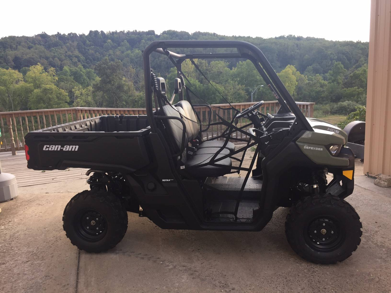 2018 Can-Am Defender HD5 in Claysville, Pennsylvania