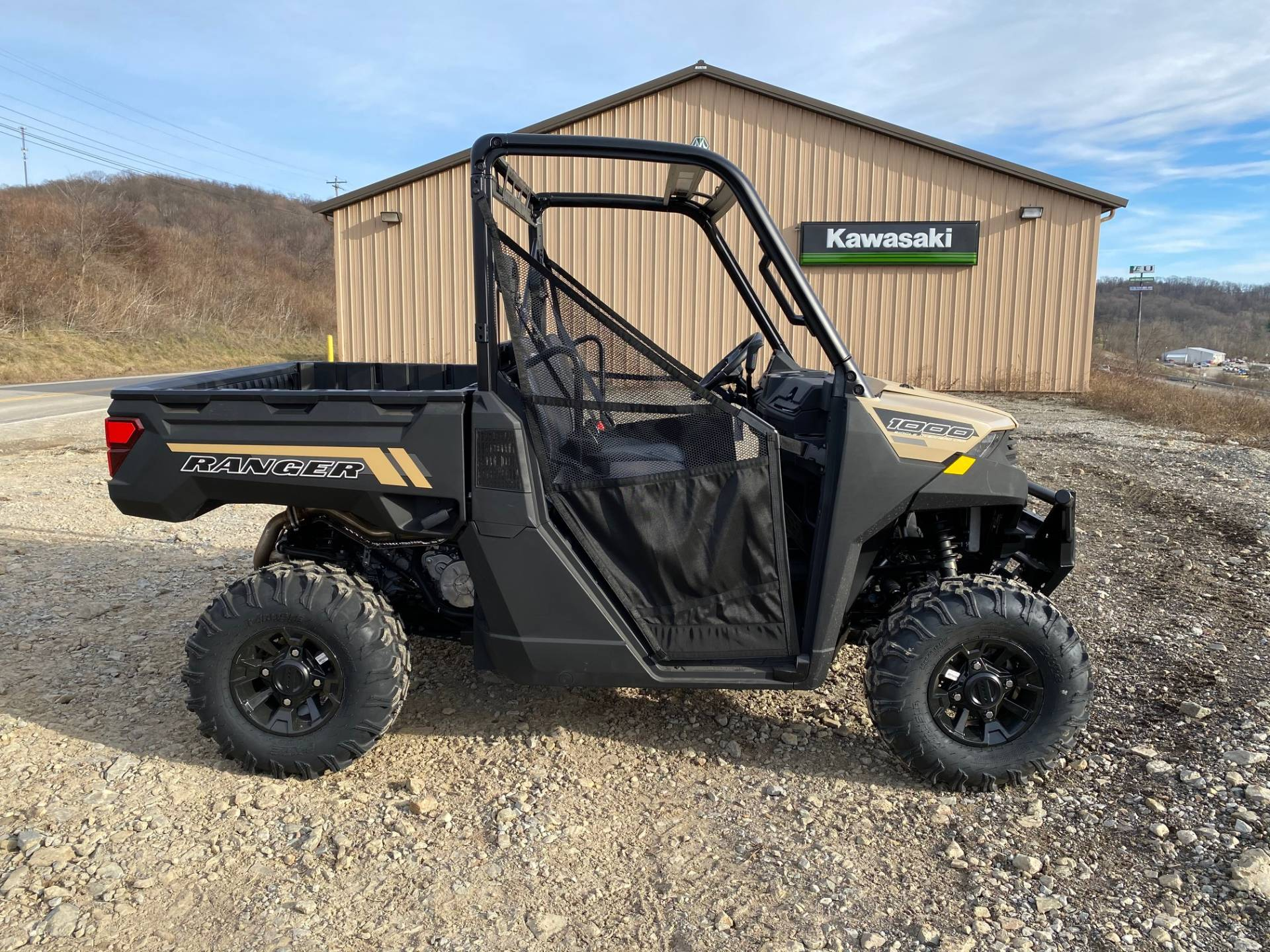 2020 Polaris Ranger 1000 Premium in Claysville, Pennsylvania - Photo 1