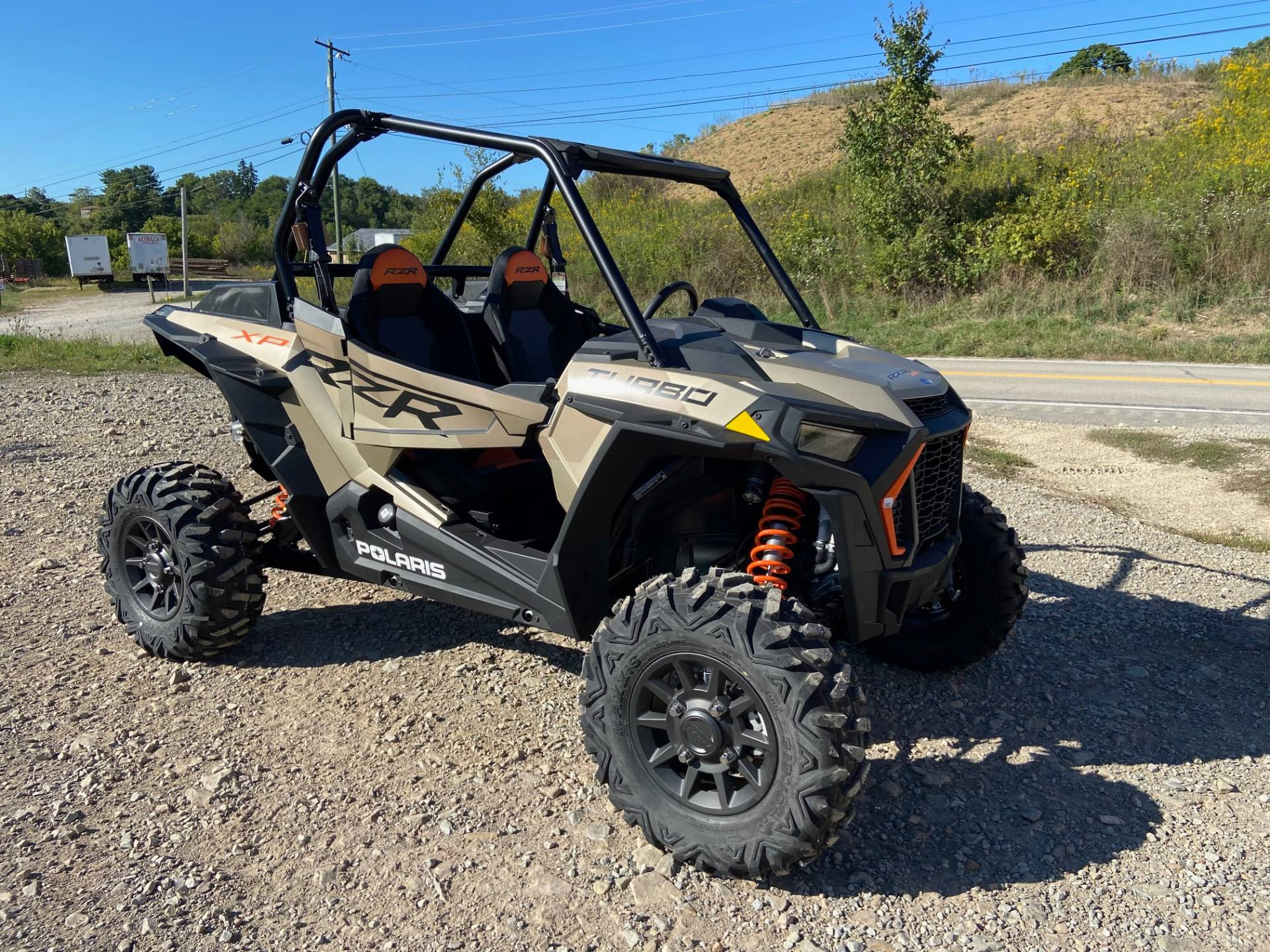 2021 Polaris RZR XP Turbo in Claysville, Pennsylvania - Photo 4
