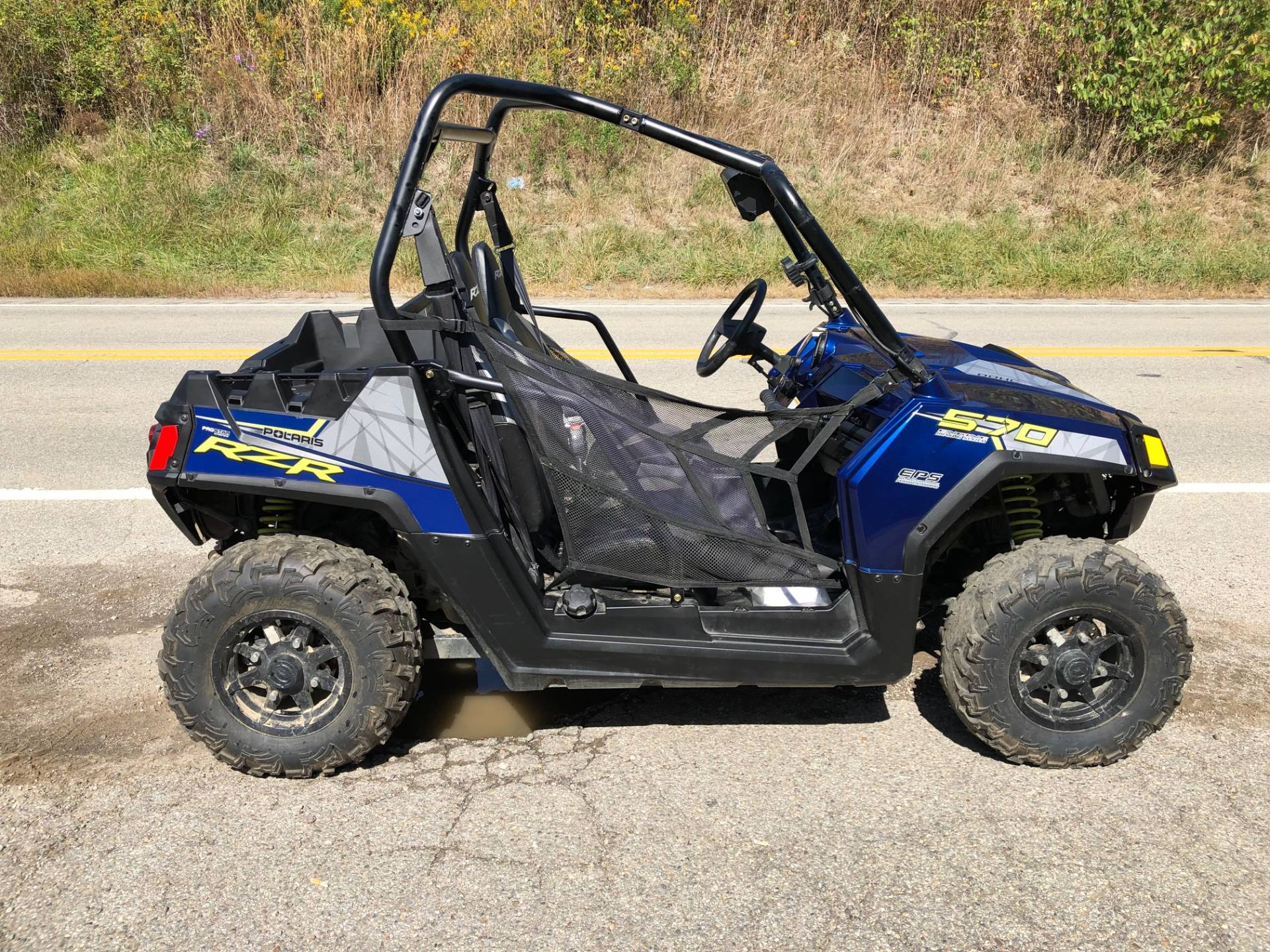 2018 Polaris RZR 570 EPS in Claysville, Pennsylvania - Photo 1