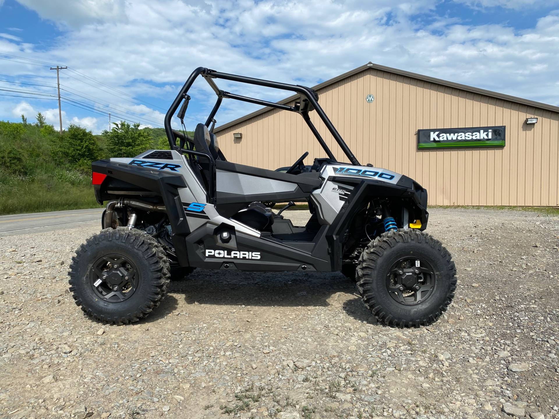 2020 Polaris RZR S 1000 Premium in Claysville, Pennsylvania - Photo 1