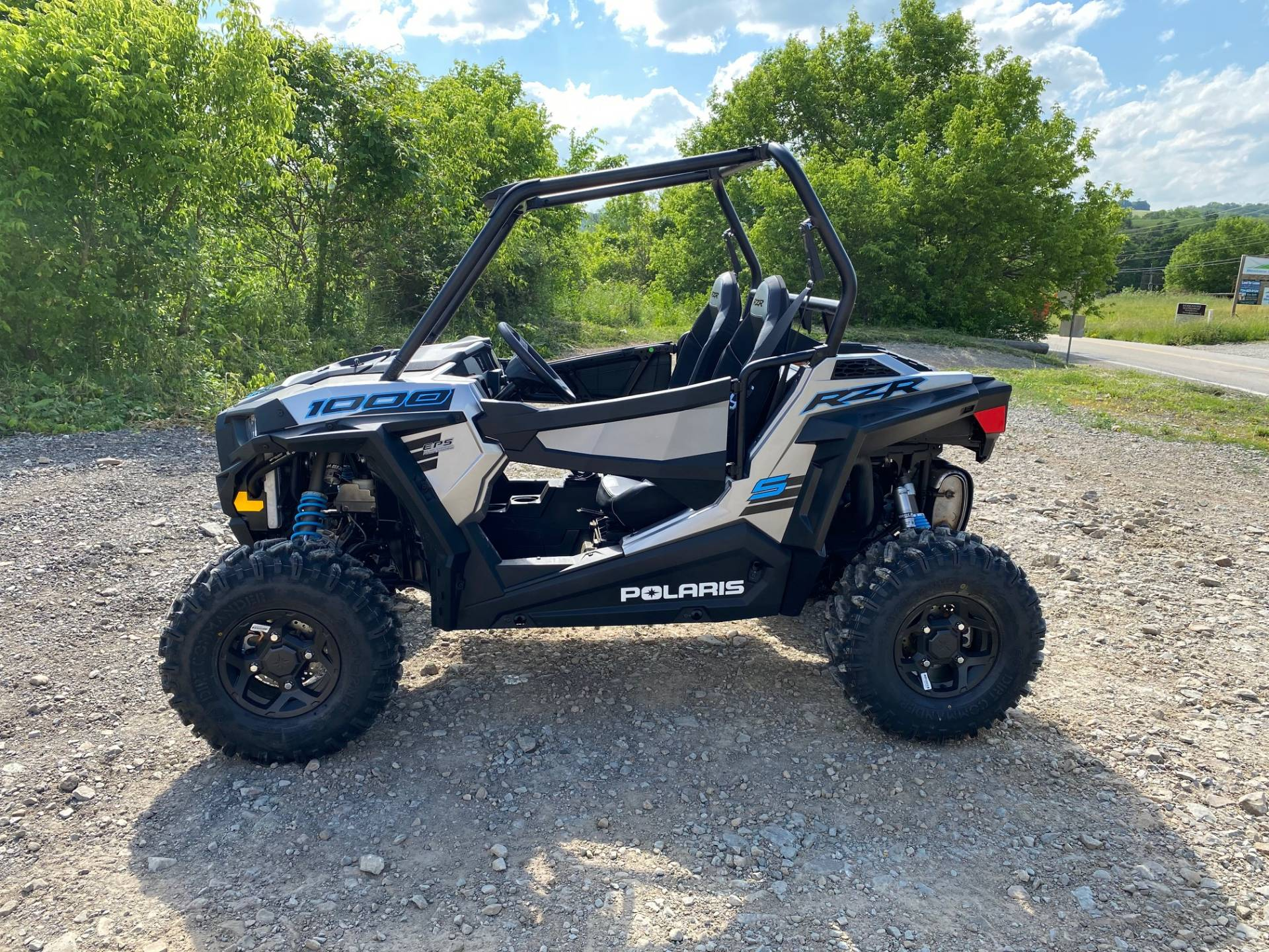 2020 Polaris RZR S 1000 Premium in Claysville, Pennsylvania - Photo 2