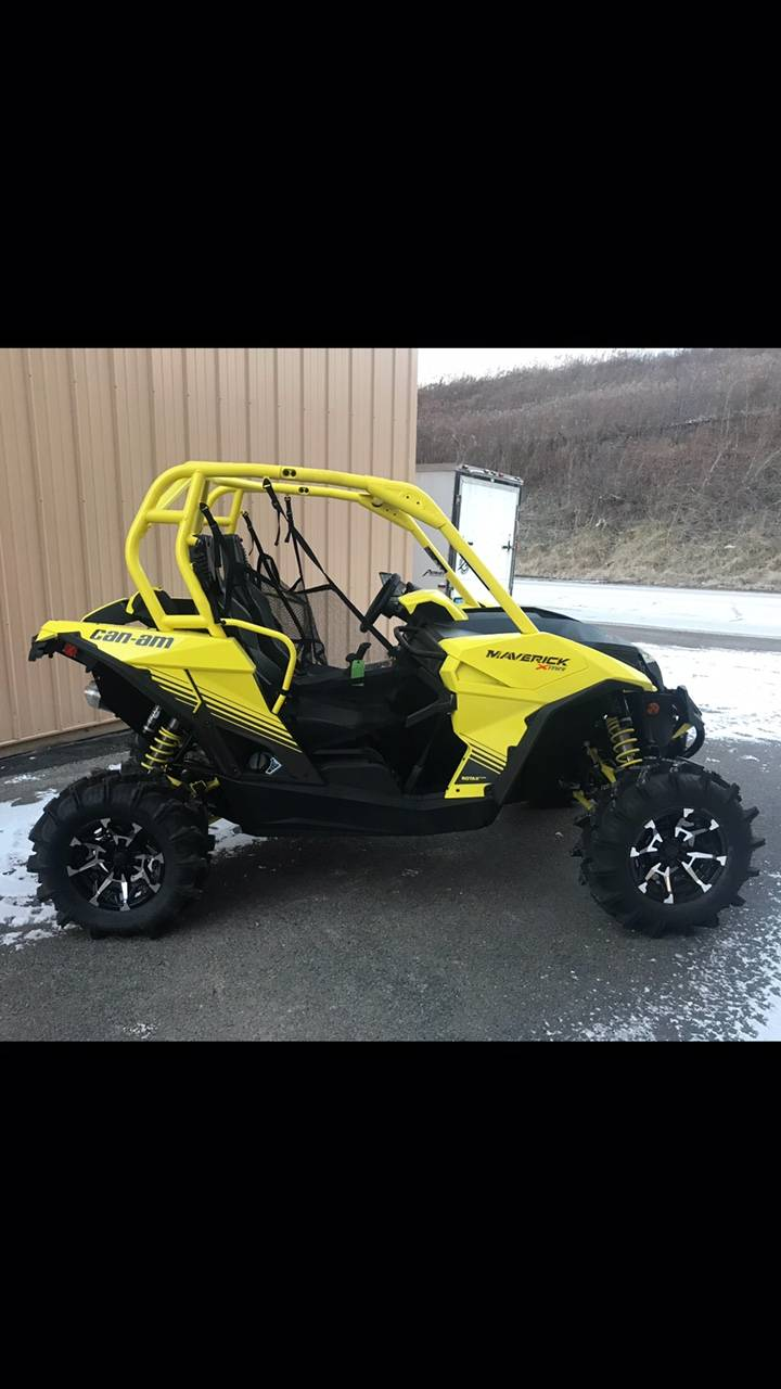 2018 Can-Am Maverick X MR in Claysville, Pennsylvania
