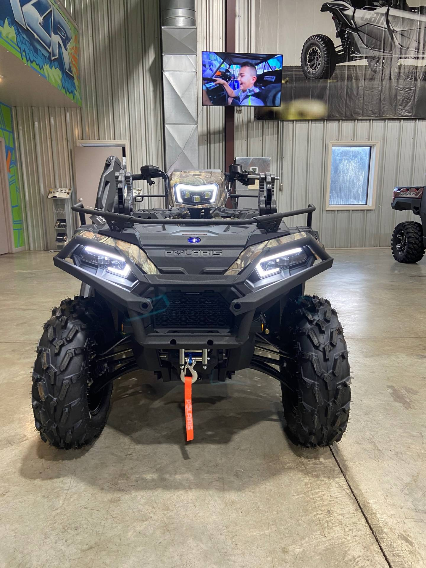 2021 Polaris Sportsman XP 1000 Hunt Edition in Claysville, Pennsylvania - Photo 5