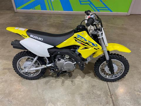 2021 Suzuki DR-Z50 in Claysville, Pennsylvania - Photo 1