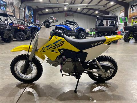 2021 Suzuki DR-Z50 in Claysville, Pennsylvania - Photo 3