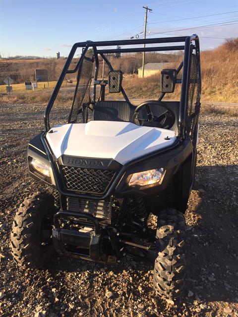 2020 Honda Pioneer 500 in Claysville, Pennsylvania - Photo 3