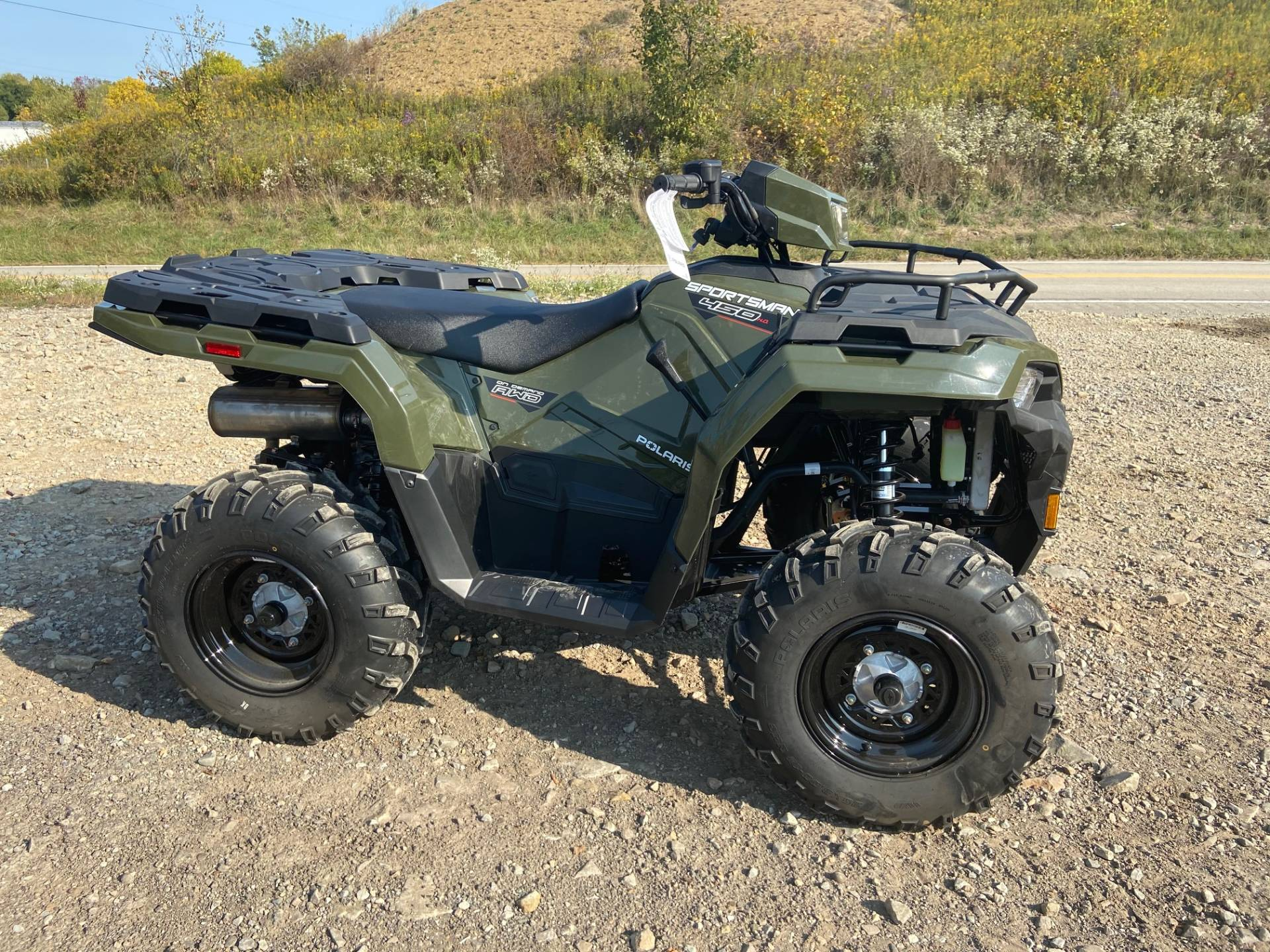 2021 Polaris Sportsman 450 H.O. in Claysville, Pennsylvania - Photo 1