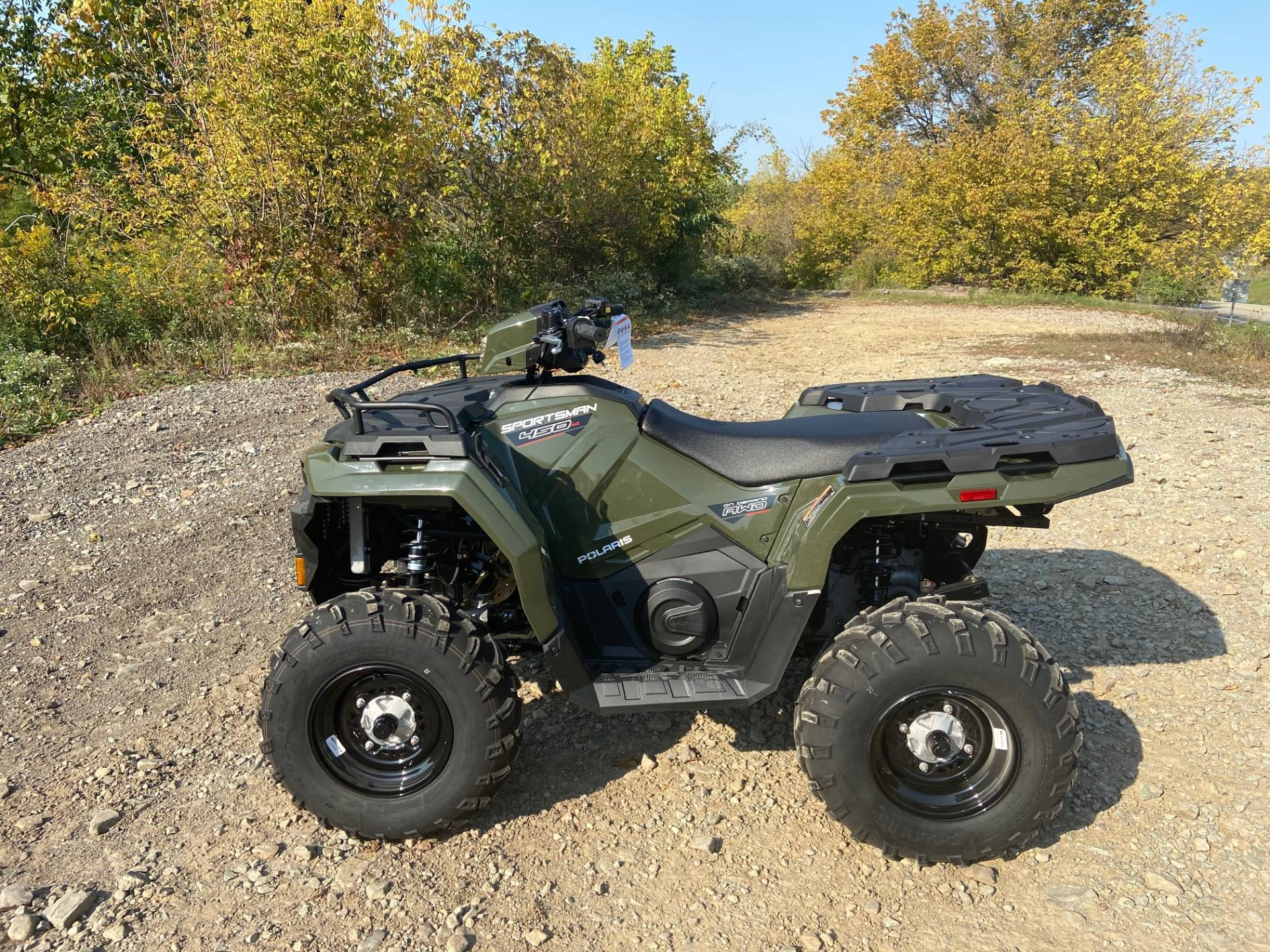 2021 Polaris Sportsman 450 H.O. in Claysville, Pennsylvania - Photo 2