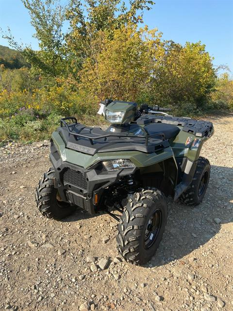 2021 Polaris Sportsman 450 H.O. in Claysville, Pennsylvania - Photo 3