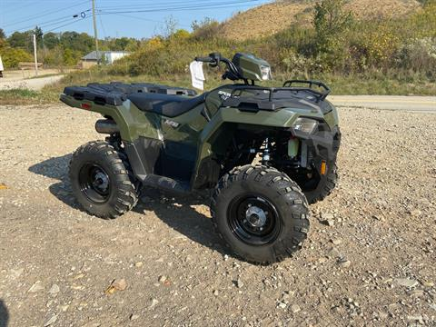 2021 Polaris Sportsman 450 H.O. in Claysville, Pennsylvania - Photo 4
