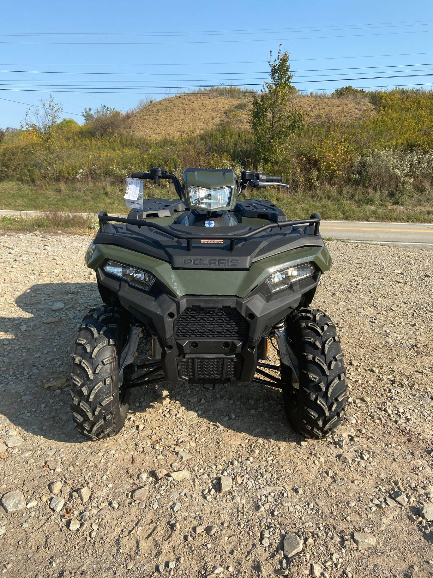 2021 Polaris Sportsman 450 H.O. in Claysville, Pennsylvania - Photo 5