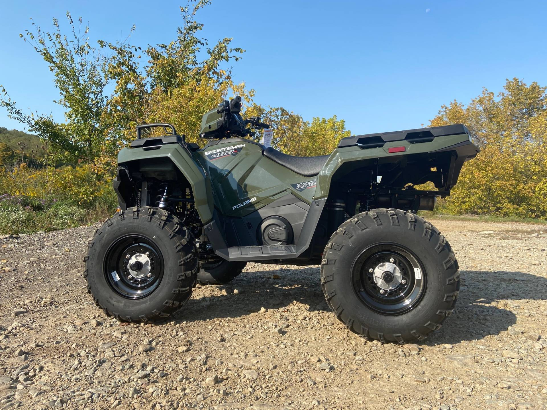 2021 Polaris Sportsman 450 H.O. in Claysville, Pennsylvania - Photo 6