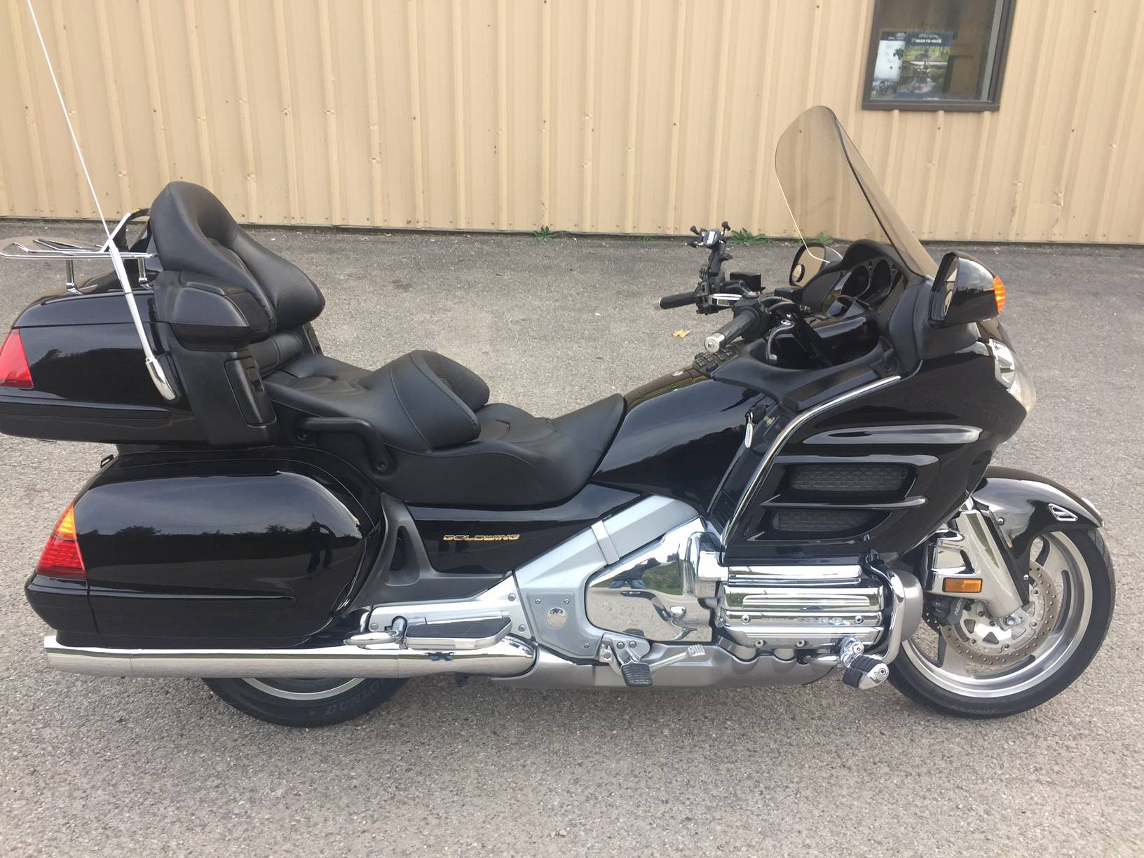 2003 Honda Gold Wing in Claysville, Pennsylvania