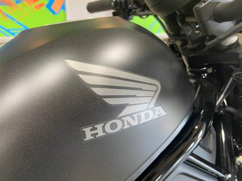 2021 Honda Rebel 500 ABS SE in Claysville, Pennsylvania - Photo 10