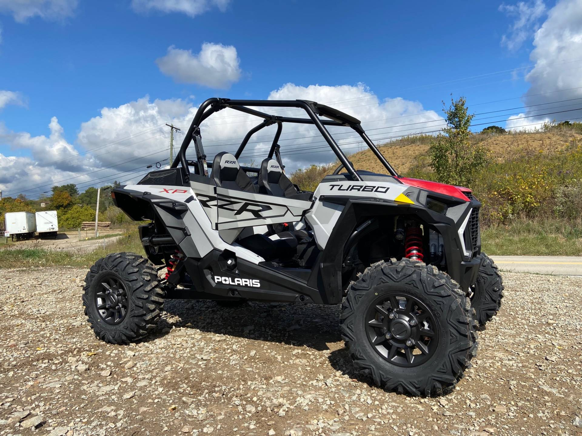 2021 Polaris RZR XP Turbo in Claysville, Pennsylvania - Photo 3