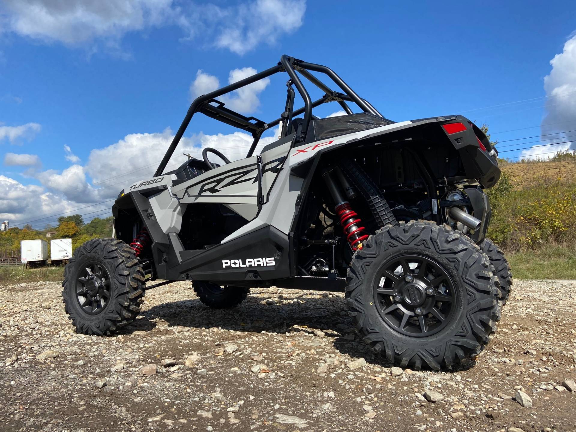 2021 Polaris RZR XP Turbo in Claysville, Pennsylvania - Photo 5