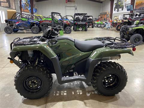2021 Honda FourTrax Rancher 4x4 EPS in Claysville, Pennsylvania - Photo 2