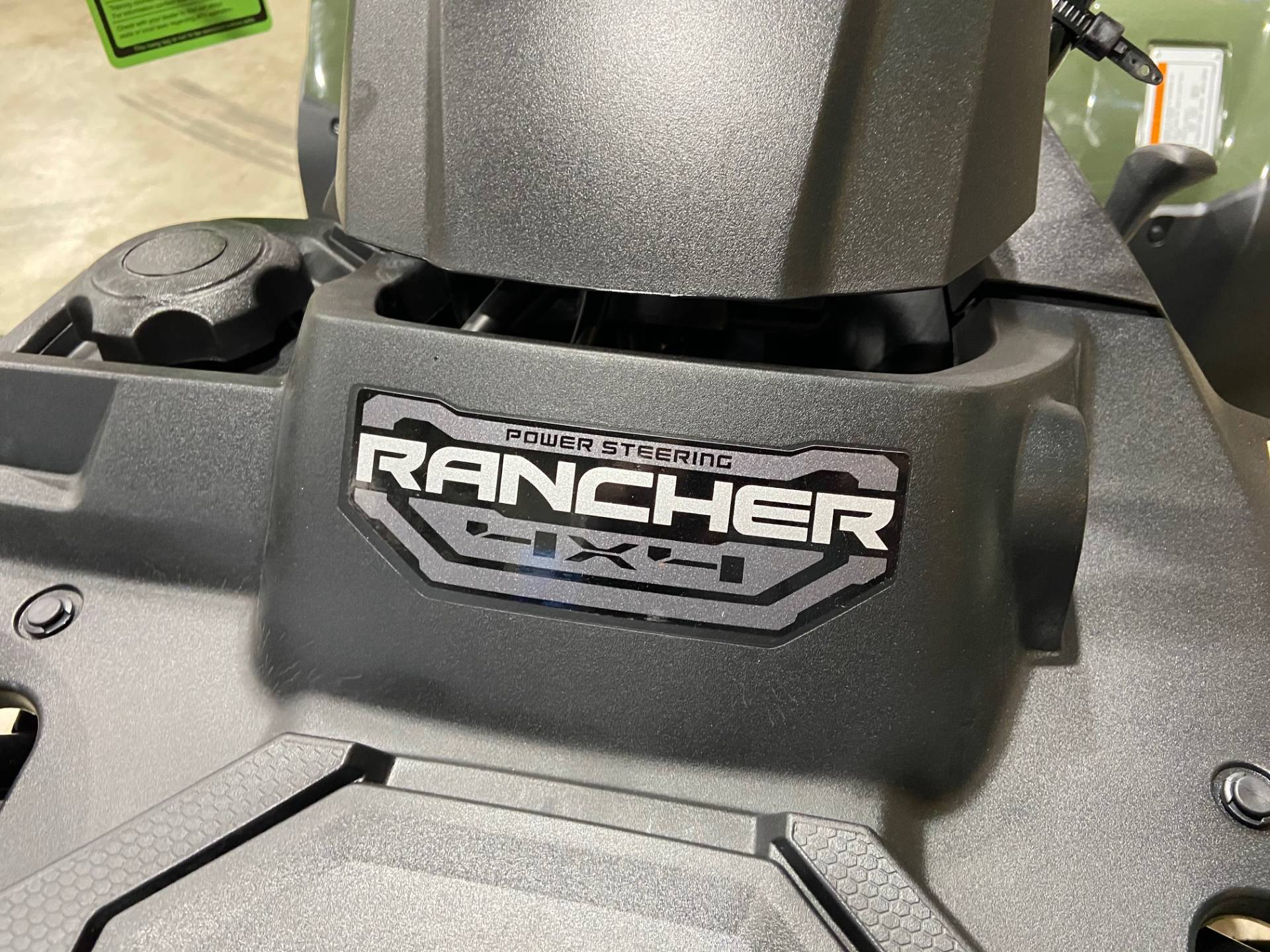 2021 Honda FourTrax Rancher 4x4 EPS in Claysville, Pennsylvania - Photo 7