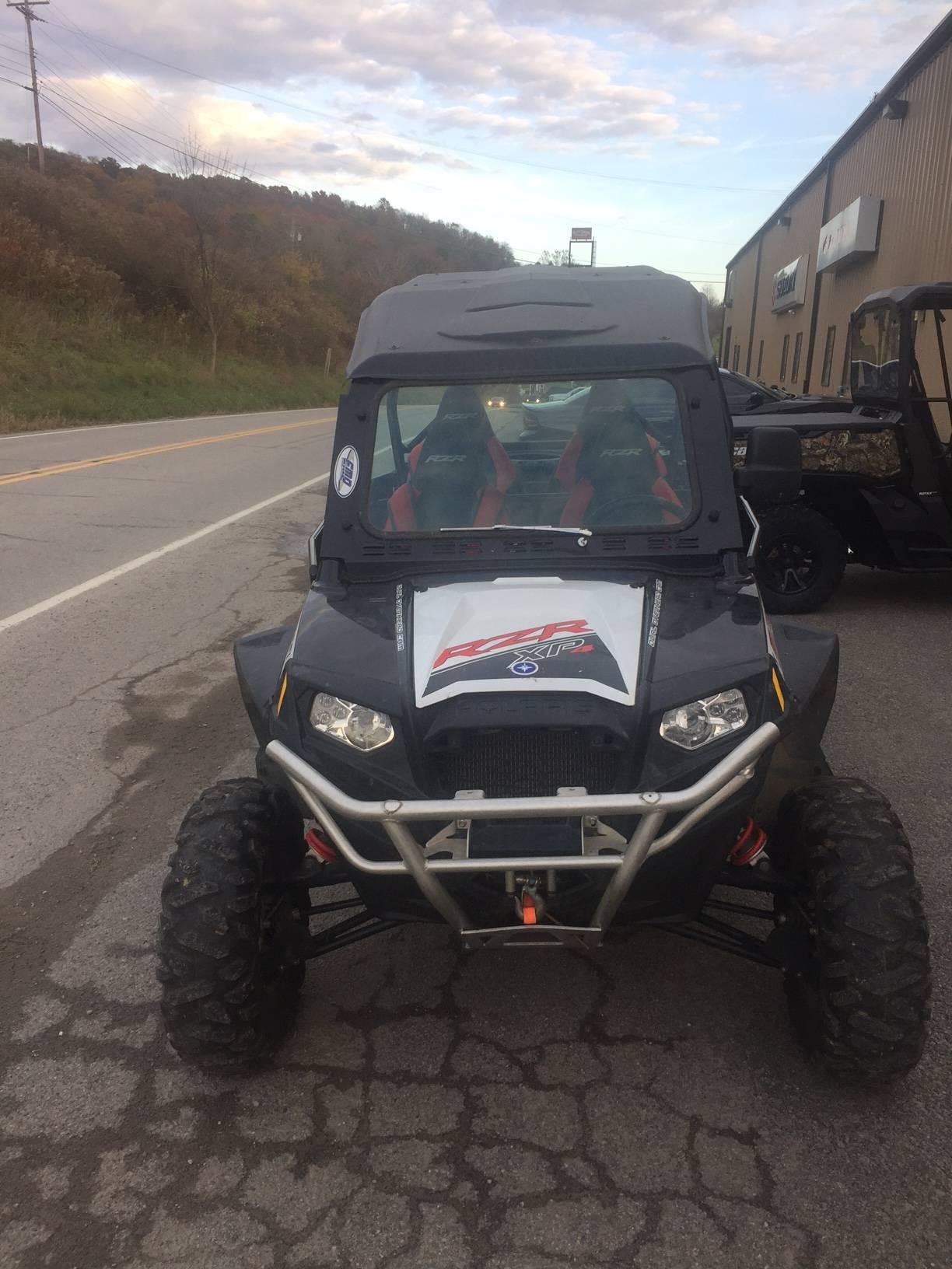 2013 Polaris RZR® XP 4 900 EPS LE in Claysville, Pennsylvania