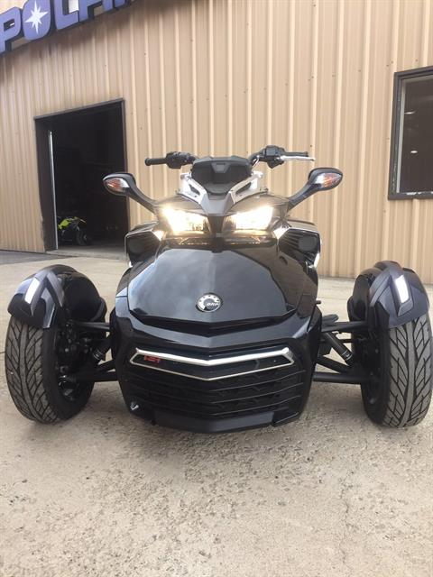 2015 Can-Am Spyder® F3-S SM6 in Claysville, Pennsylvania