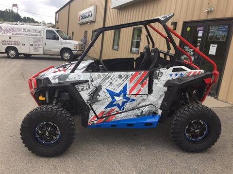 2017 Polaris RZR S 900 in Claysville, Pennsylvania