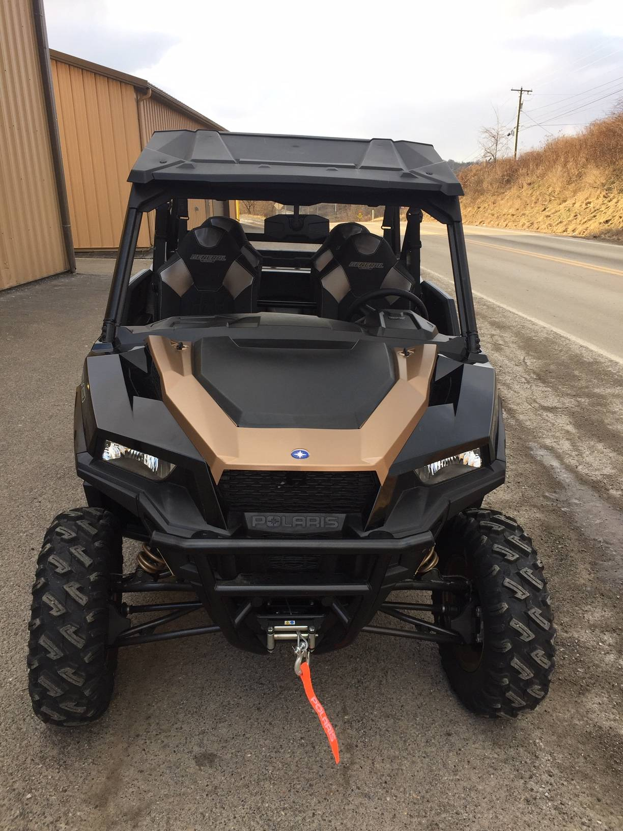 2019 Polaris General 4 1000 EPS Ride Command Edition in Claysville, Pennsylvania - Photo 4