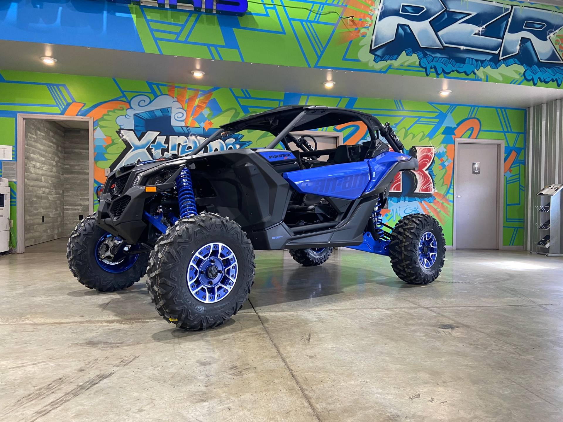 2021 Can-Am Maverick X3 X RS Turbo RR in Claysville, Pennsylvania - Photo 3