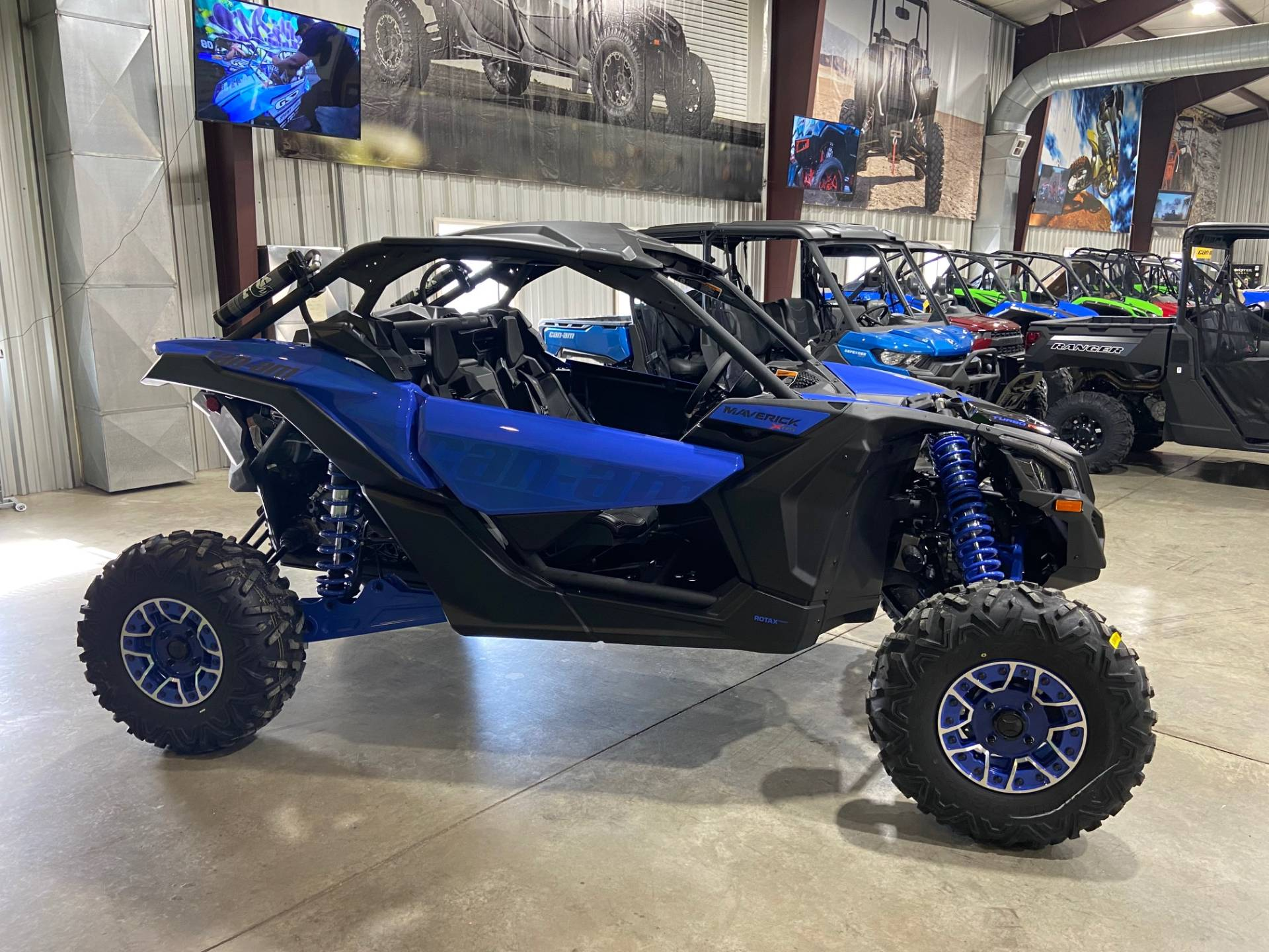 2021 Can-Am Maverick X3 X RS Turbo RR in Claysville, Pennsylvania - Photo 4