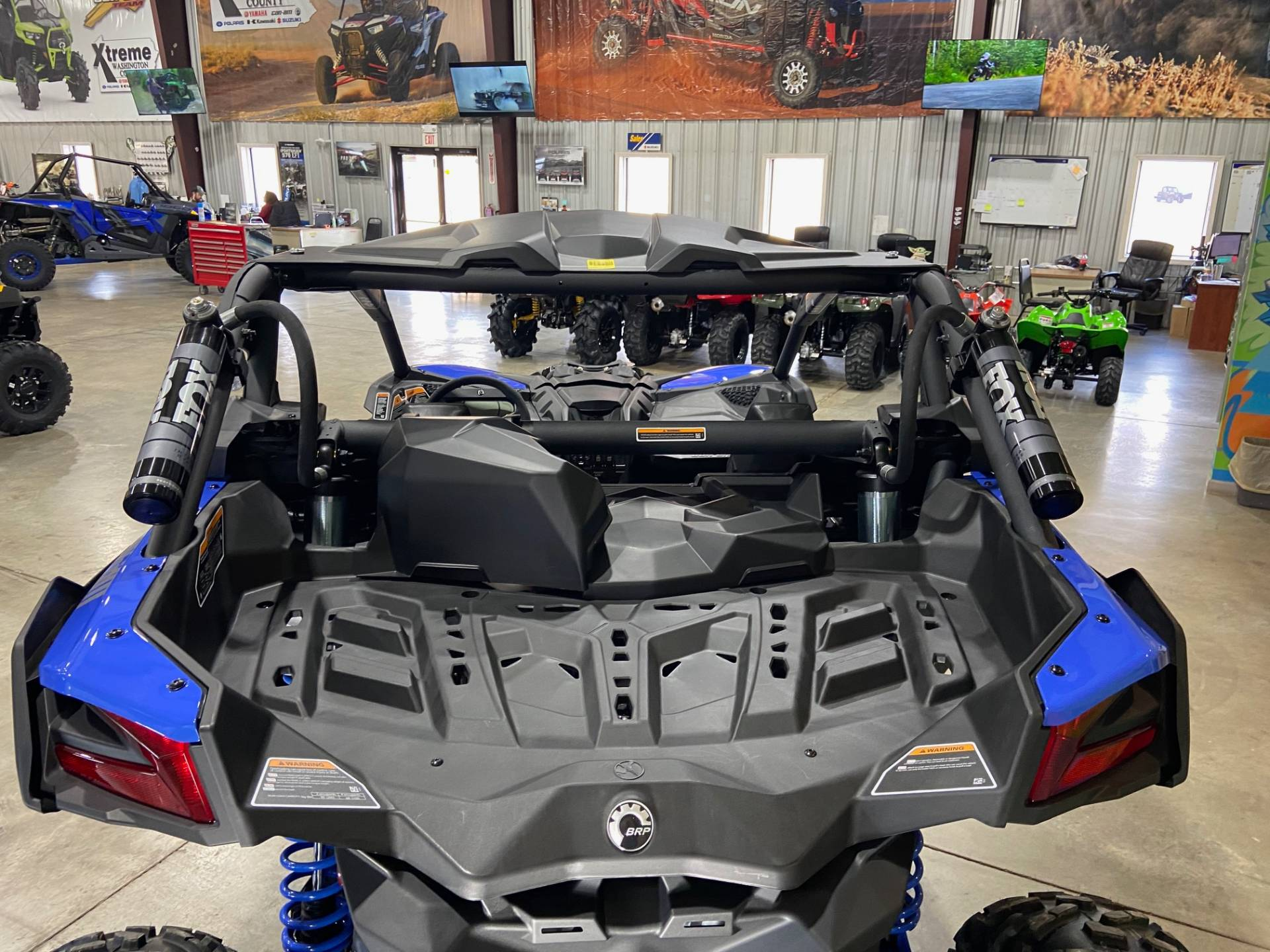 2021 Can-Am Maverick X3 X RS Turbo RR in Claysville, Pennsylvania - Photo 6