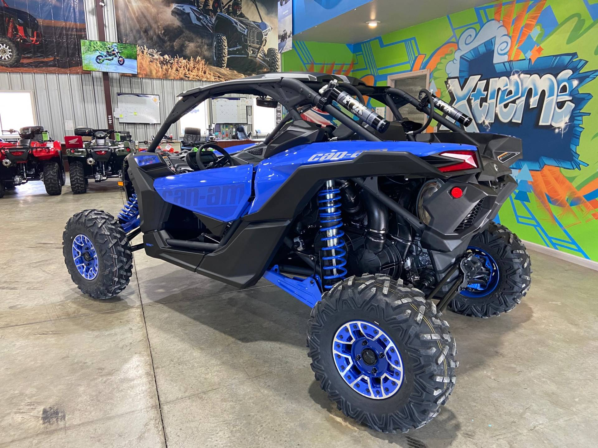 2021 Can-Am Maverick X3 X RS Turbo RR in Claysville, Pennsylvania - Photo 7