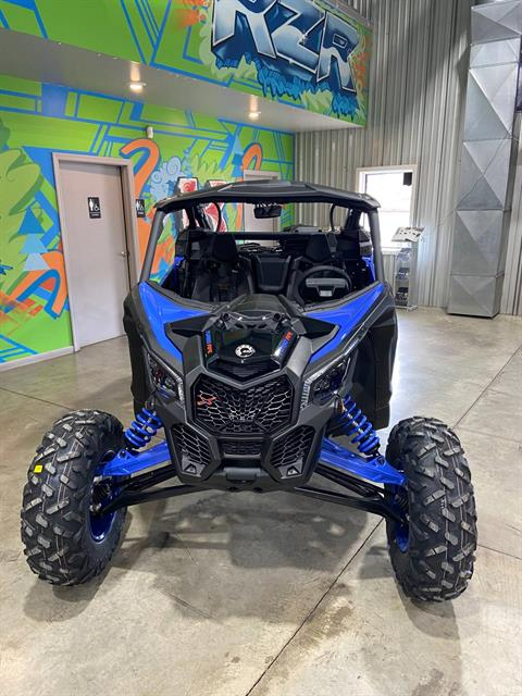 2021 Can-Am Maverick X3 X RS Turbo RR in Claysville, Pennsylvania - Photo 14