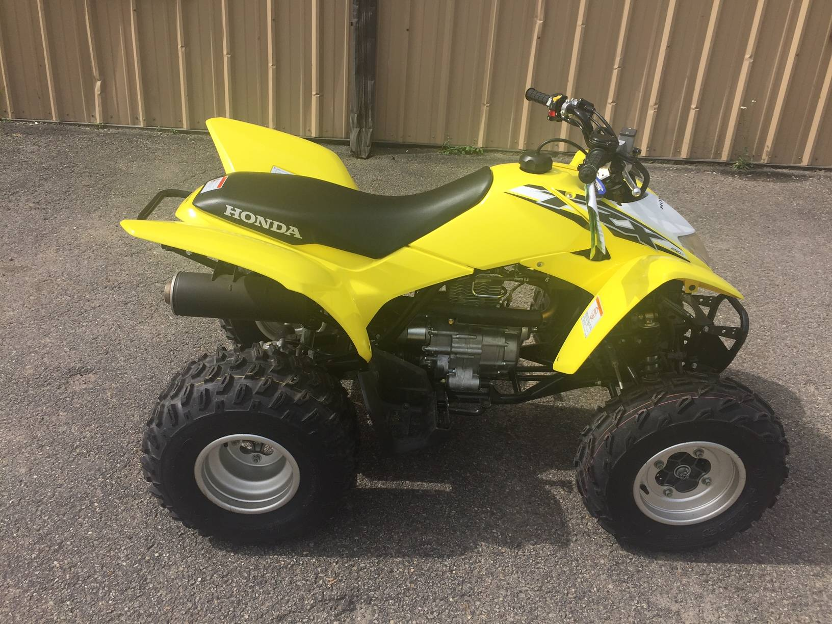 2018 Honda TRX250X in Claysville, Pennsylvania - Photo 1