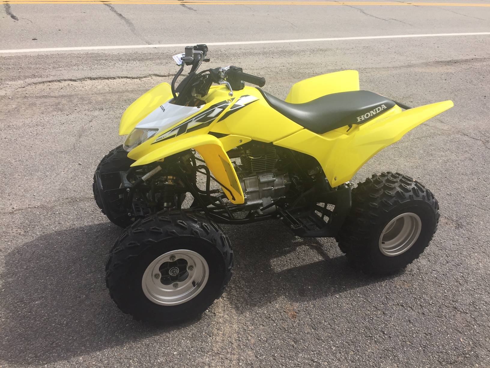2018 Honda TRX250X in Claysville, Pennsylvania - Photo 2