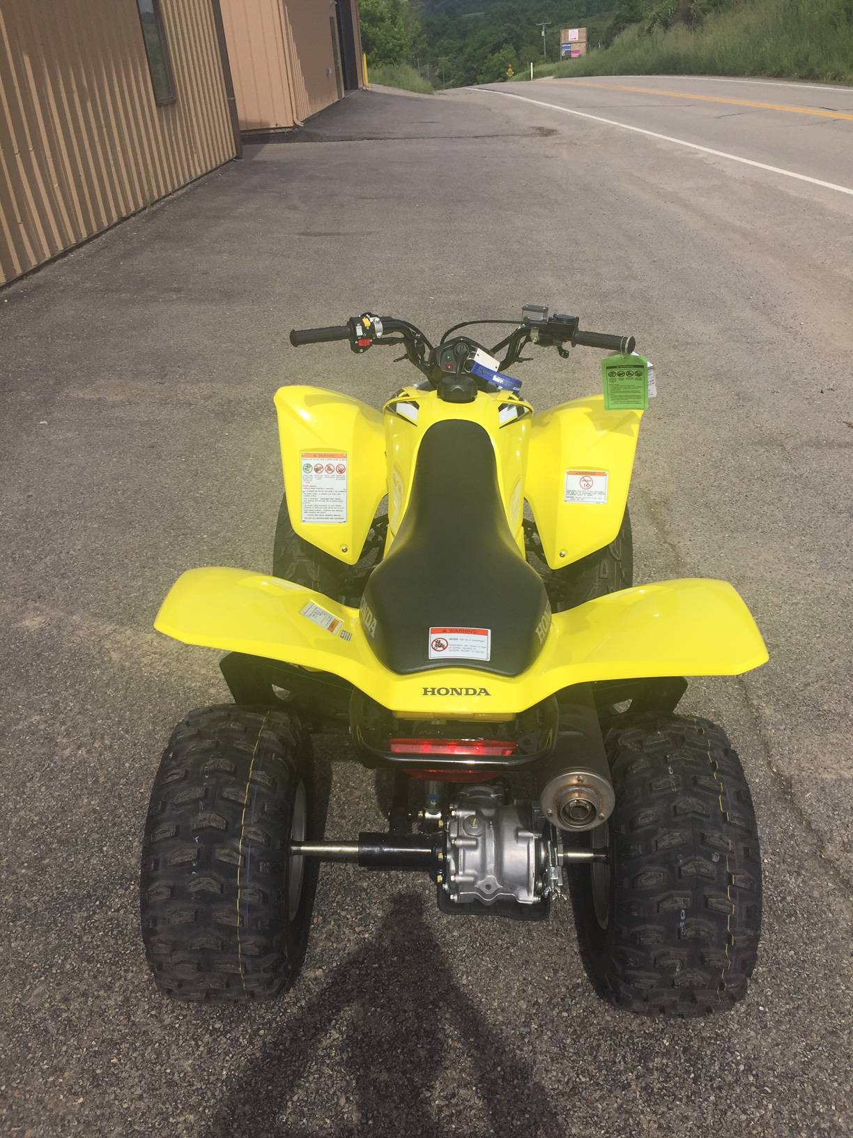 2018 Honda TRX250X in Claysville, Pennsylvania - Photo 4