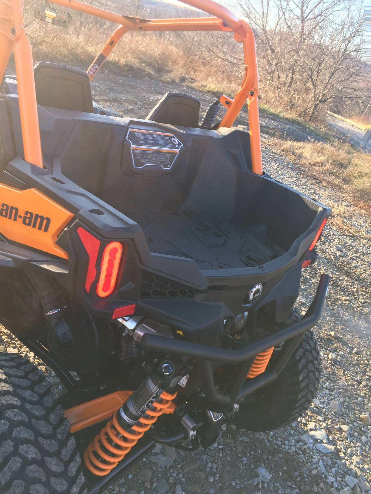 2020 Can-Am Maverick Sport X RC 1000R in Claysville, Pennsylvania - Photo 10