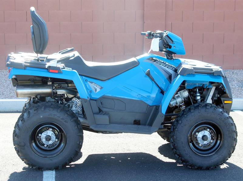 2019 Polaris Sportsman Touring 570 EPS in Claysville, Pennsylvania - Photo 1