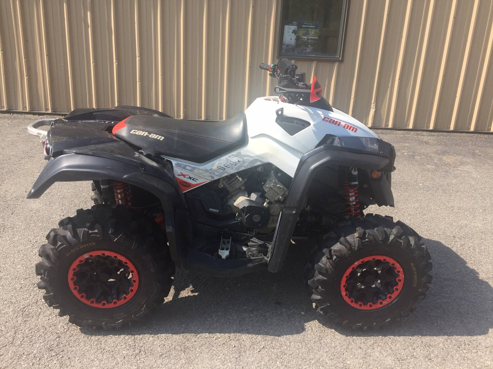 2018 Can-Am Renegade X xc 850 in Claysville, Pennsylvania - Photo 2
