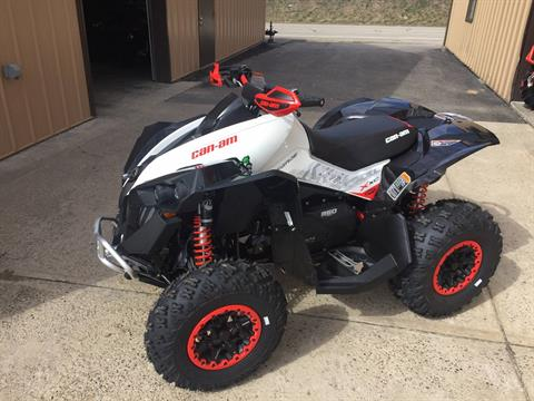2018 Can-Am Renegade X xc 850 in Claysville, Pennsylvania