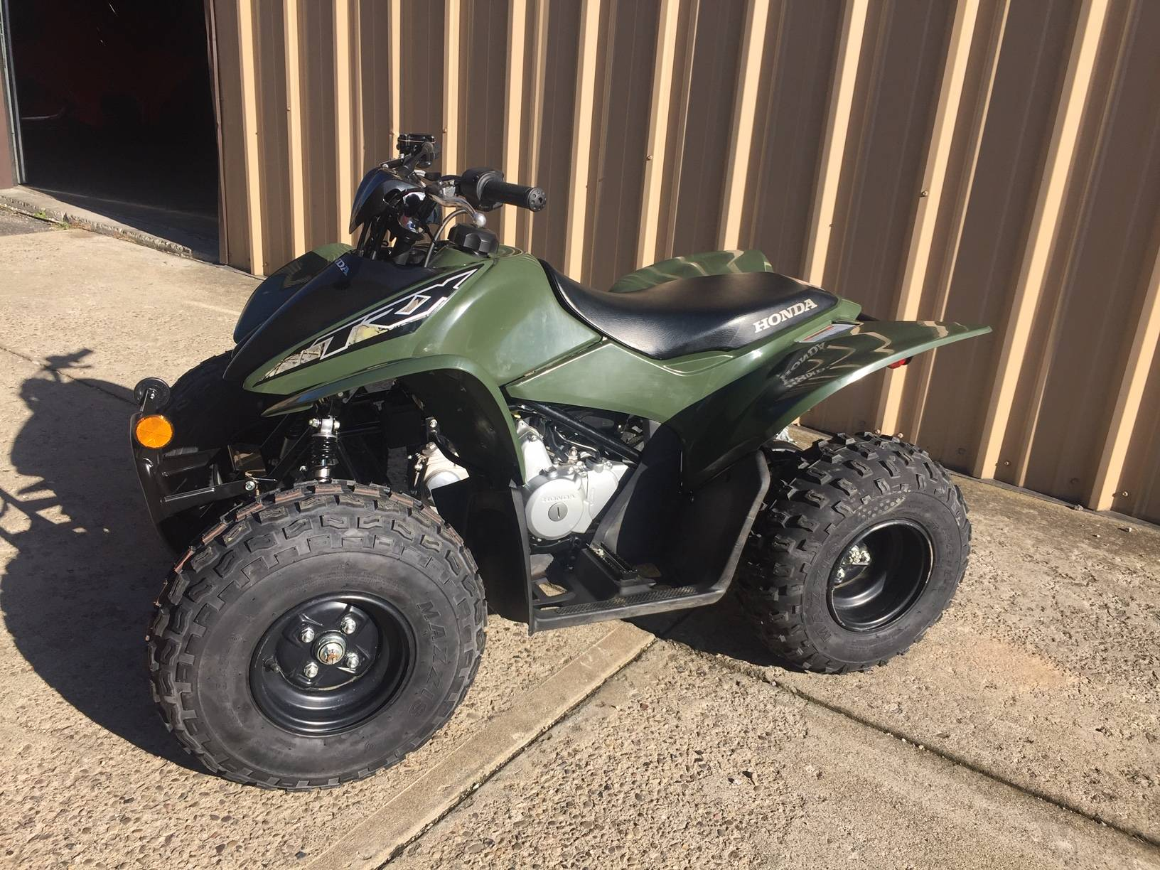 2019 Honda TRX90X in Claysville, Pennsylvania - Photo 4